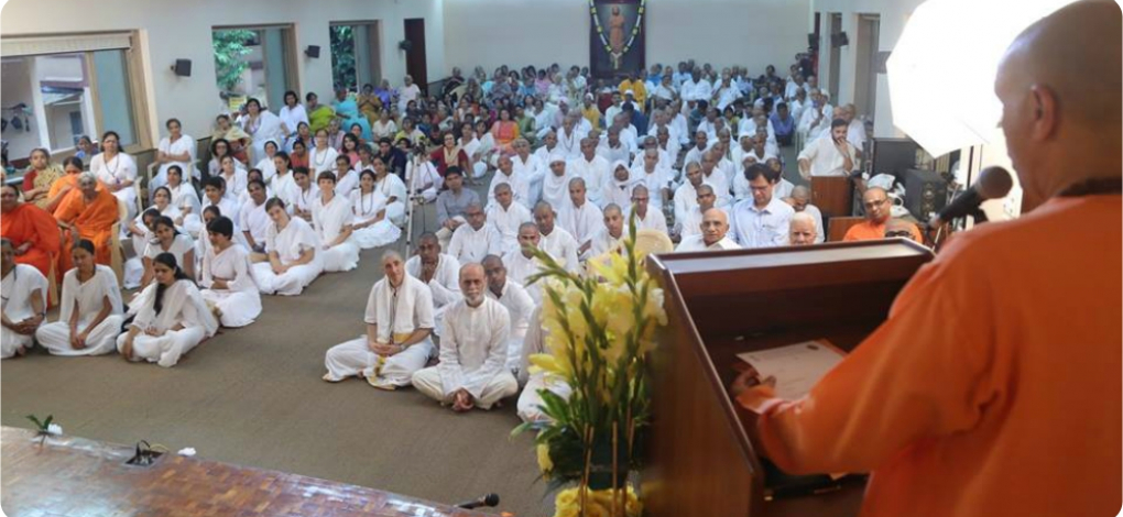 Inauguration-of-17th-Vedanta-Course